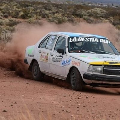 34 autos animarán el Rally Neuquino