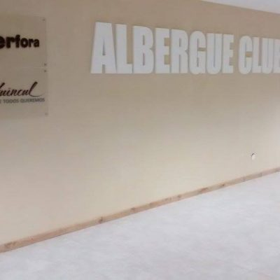 Pérfora pone a disposición su albergue