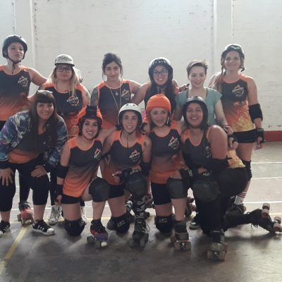 Cutral Co Roller Derby cumplió un año