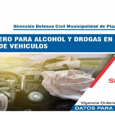 Alcohol y drogas: tolerancia cero para conductores