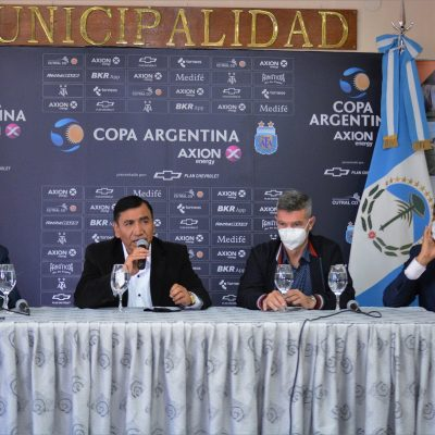 Cutral Co una vez más será sede de la Copa Argentina