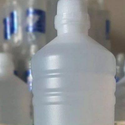 Otro alcohol ilegal prohibido por la ANMAT