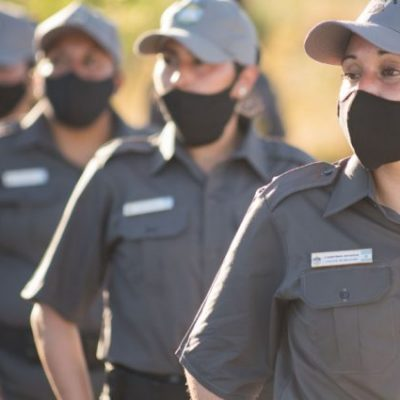 Más del 70% de los inscriptos para ingresar a la Policía son mujeres