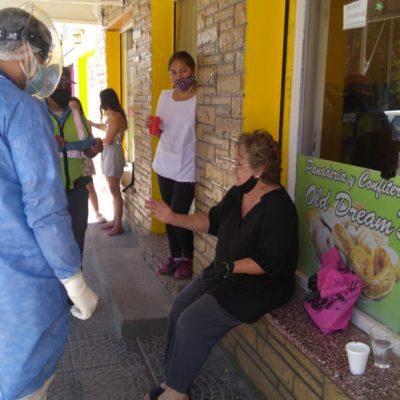 Atropellaron a una señora en avenida San Martin de Huincul