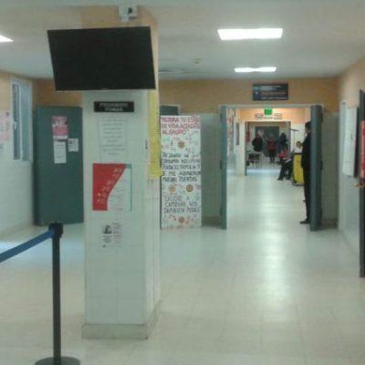 Más de 20 pacientes con Covid  internados en el hospital de la comarca