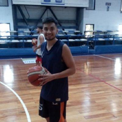 Santy Frola empezó a entrenar en SOMISA