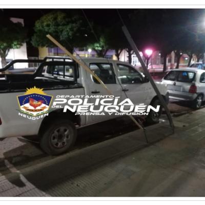 Vehículos secuestrados en operativos nocturnos