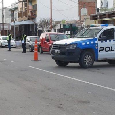 Policía intensificará controles en horarios prohibidos para la circulación