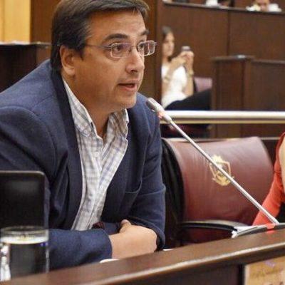 Caparroz cargó contra Rioseco por su postura ante las clases