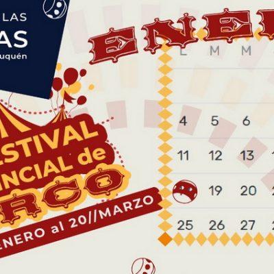 Se viene el primer Festival de Circo en Cutral Co