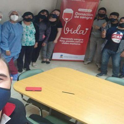 Nueva campaña de donación de sangre de Fuerza Universal