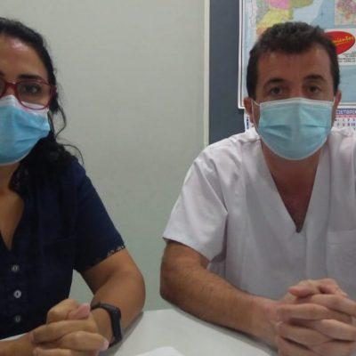 La vacuna no produjo síntomas graves en el personal de Cutral Co