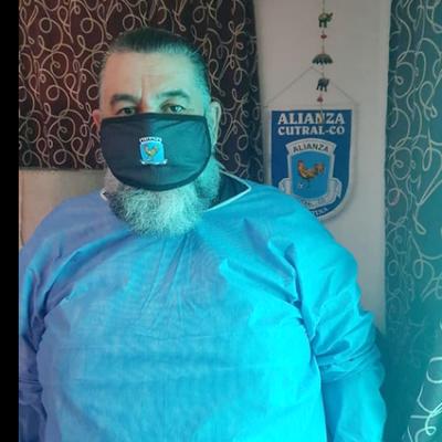 El presidente de Alianza continúa su recuperación en su casa