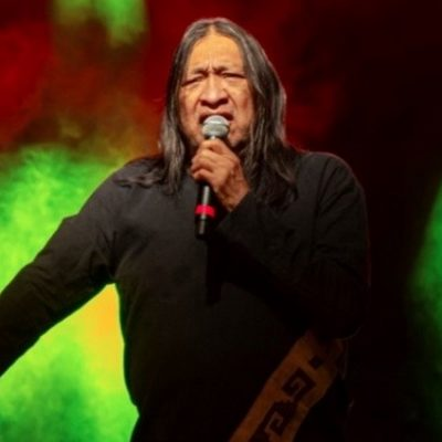 Campaña solidaria para colaborar con el músico Rubén Patagonia