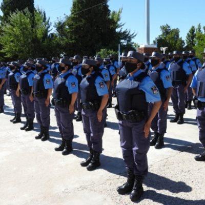 La DSI de Cutral Co recibe hoy 21 nuevos agentes policiales