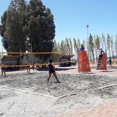 Torneo local de Beach Vóley
