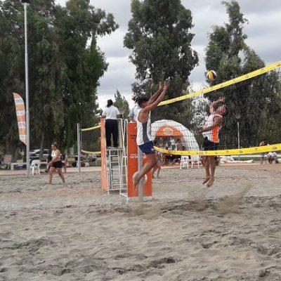 El Torneo de Beach Vóley se posterga