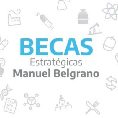 """Alumnos de carreras estratégicas pueden postularse para las becas """"Manuel Belgrano"""""""