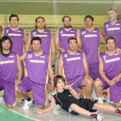 El fin de semana que Montenegro jugó en Cutral Co