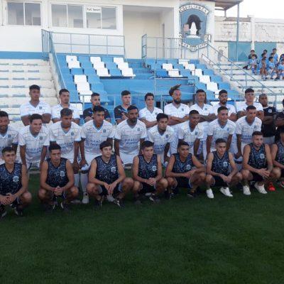 Alianza presentó al plantel de cara a la Copa Neuquén