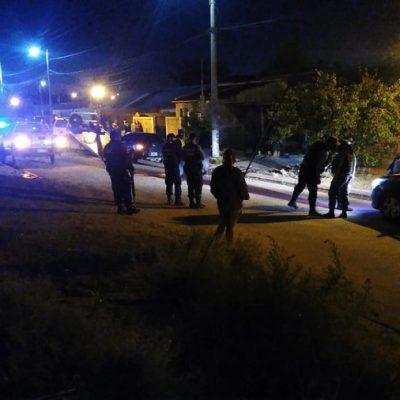 Madre de conductor que escapó, denunció tiros y apremios de la policía