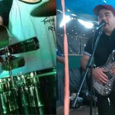 Fueron a ayudar y les robaron los instrumentos