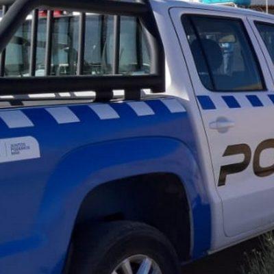 Detenidos robando cables en un remís