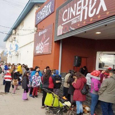 El Cine Rex se prepara para volver
