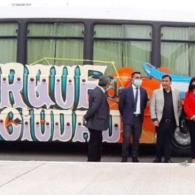 Se podrá llegar al Parque de la Ciudad en un colectivo municipal gratuito