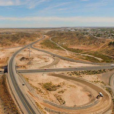 Quieren terminar los rulos de la autovía norte en agosto de 2021