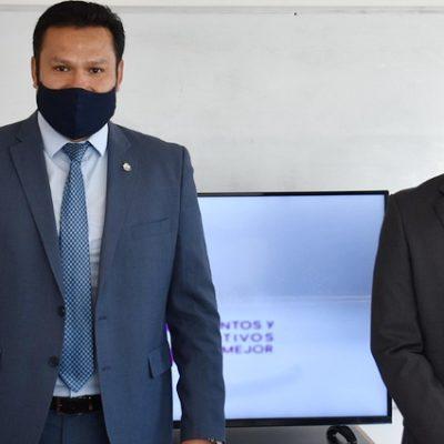 Suárez valoró el acompañamiento de provincia y destacó avance de proyectos en nación