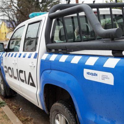 Encontraron en Filli Dei el auto robado