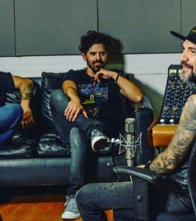 Crudo y Áspero graba en Buenos Aires