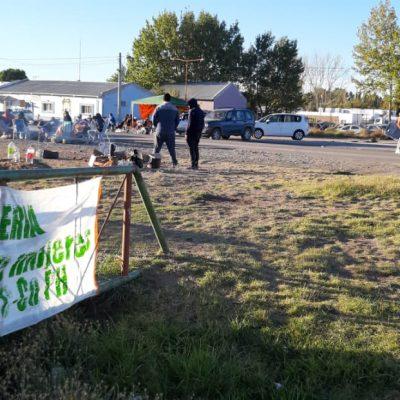 Cortes de ruta en la provincia, mientras se espera una resolución del conflicto de salud