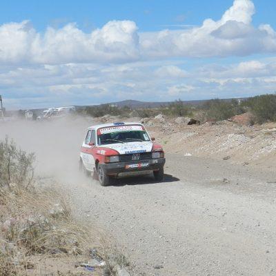 Record de autos para el Rally de Huincul