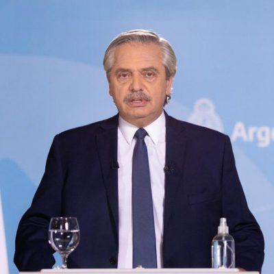 El presidente anunció restricciones, y Neuquén aun no define si las adopta
