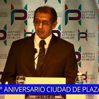 Suárez presentó un proyecto logístico para Vaca muerta