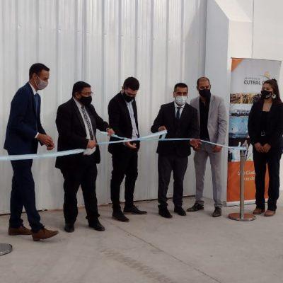 Inauguraron una fábrica de vidrio de alta tecnología