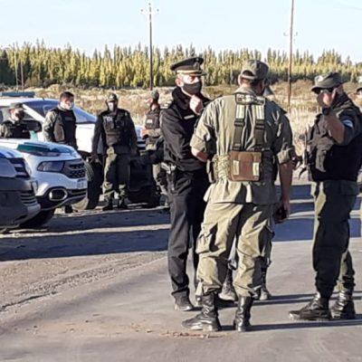 Pichetto pidió que la justicia y fuerzas de seguridad levanten los cortes