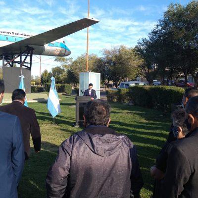 Recordaron a las víctimas del accidente del avión AVRO 748