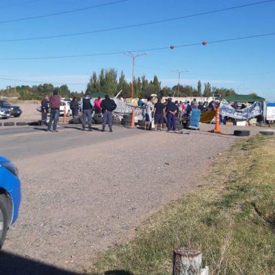 Cómo impactan los bloqueos en Cutral Co y Plaza Huincul