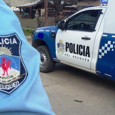 Una vecina denunció que su marido fue golpeado por la policía