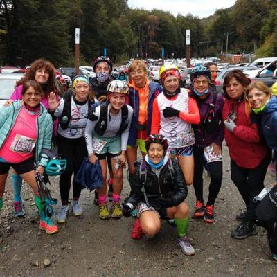30 corredores de VO2 Max en Travesía de los Cerros