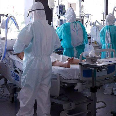 Colapsó el sistema sanitario neuquino: 18 personas esperan una cama en terapia intensiva