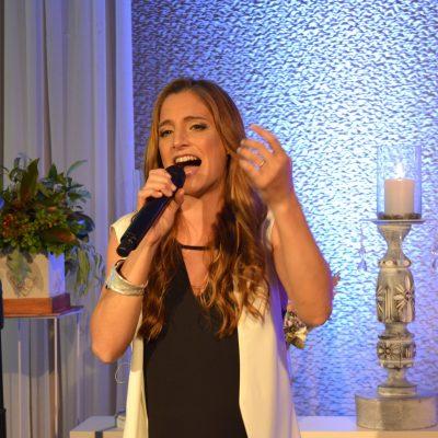 Natalia Pastorutti lanzó su carrera solista y habló en La Fuego