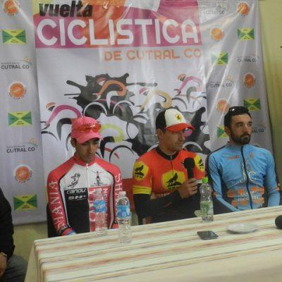 Falleció Ciclista Chileno que corrió en Cutral Co