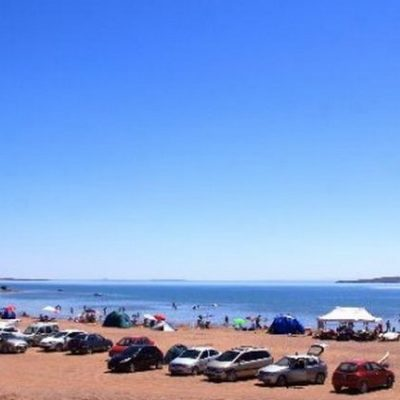 Provincia y Municipio dialogaron por un balneario en Los Barreales