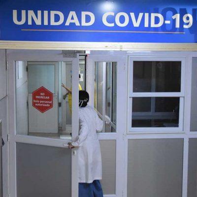 Terapias intensivas al límite: El Castro Rendón ya no recibe derivaciones