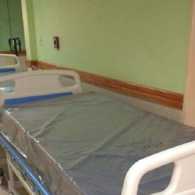 Legislatura aportó 80 camas a salud, ninguna a la comarca