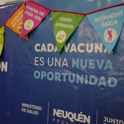Medición de IMC en dispositivos de vacunación de la ciudad de Neuquén